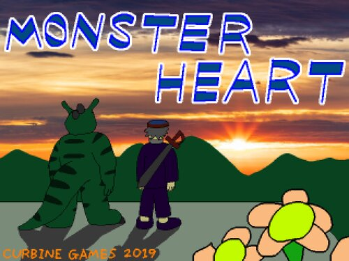 MONSTER HEART Game Screen Shots