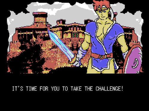 Heroic Tale (ヒロイック·テイル) Game Screen Shots