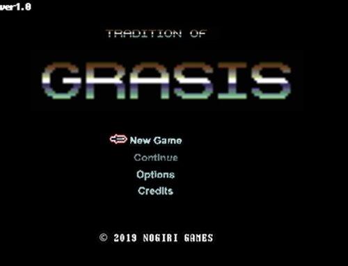 Tradition Of Grasis Game Screen Shot5