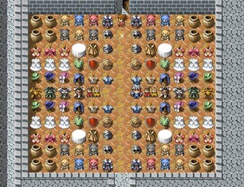 10の部屋 Game Screen Shot2