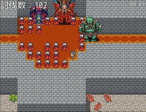 乾坤一擲!  Game Screen Shot
