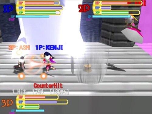 ドキドキ玉子王国 OnLine Battle Game Screen Shot3
