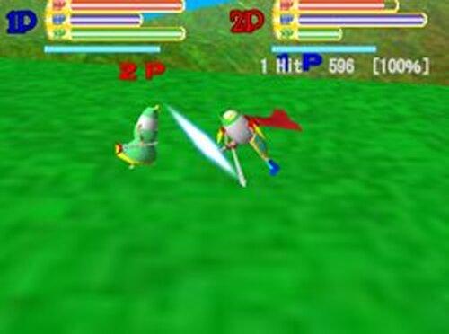 ドキドキ玉子王国 OnLine Battle Game Screen Shots