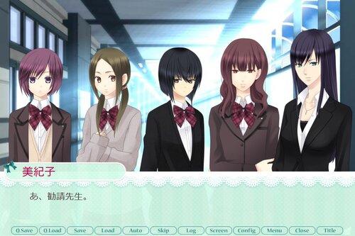 燃焼系乙女式! Game Screen Shot4