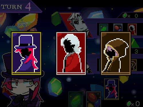 占択◆スクランブル Game Screen Shot
