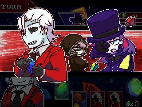 占択◆スクランブル Game Screen Shot2