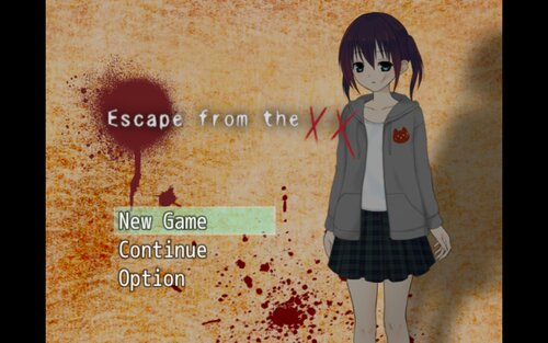 Escape from the xx Game Screen Shot