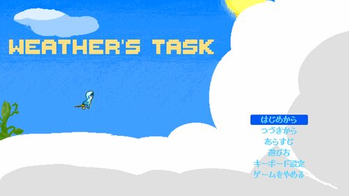 Weather'sTask Game Screen Shots