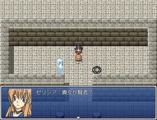セルフィーナ・アナザー Game Screen Shot