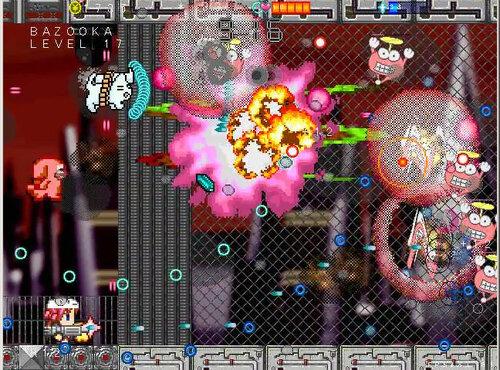 ネコバズーカ・アーケード Game Screen Shot4