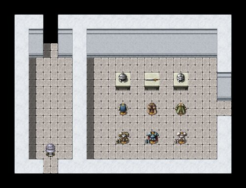 怪盗の館 Game Screen Shot1