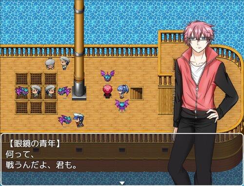 アストロレガシー Game Screen Shot3