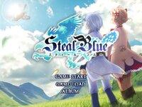Steal Blueのゲーム画面