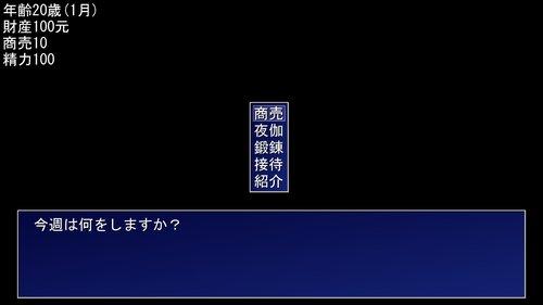 銀瓶梅 Game Screen Shot1