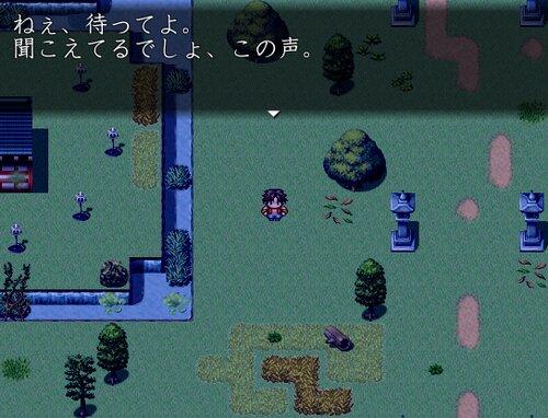 燭台は神隠れの夜に Game Screen Shot