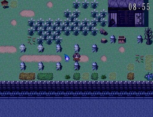 燭台は神隠れの夜に Game Screen Shot2