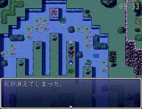 燭台は神隠れの夜に Game Screen Shot3