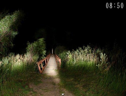 燭台は神隠れの夜に Game Screen Shot5