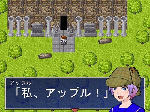 GOD APPLE Game Screen Shot3