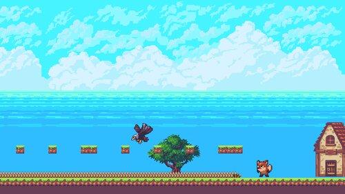 きつねの大冒険2 Game Screen Shot1