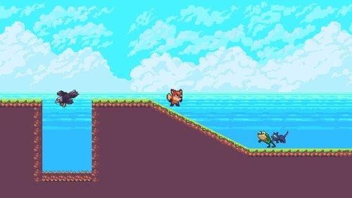 きつねの大冒険2 Game Screen Shot2
