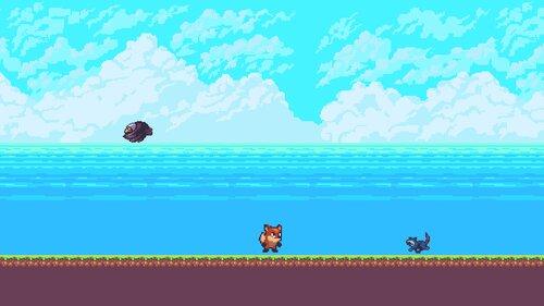 きつねの大冒険2 Game Screen Shot3