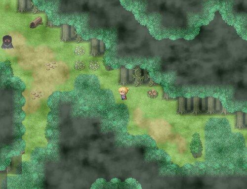 精霊王からの挑戦状 Game Screen Shot2