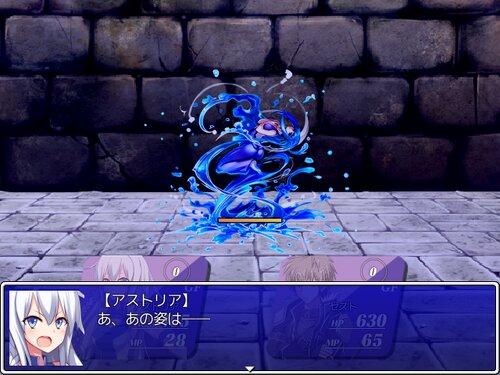 アストリアガール Game Screen Shot2