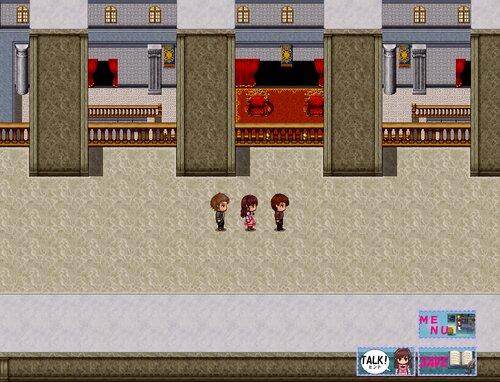 創作した小説が世界の神話になっていた頃 Game Screen Shot4