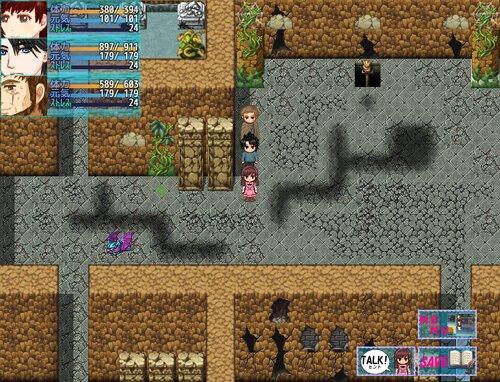 創作した小説が世界の神話になっていた頃 Game Screen Shot5