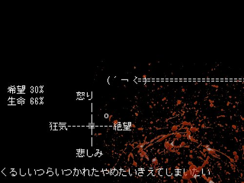 when you smile when you die (日本語.ver) Game Screen Shots
