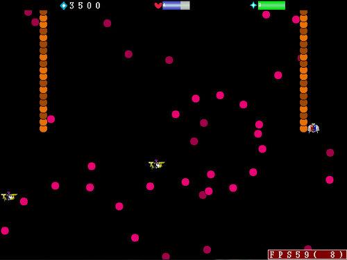 U-DON・OPO Game Screen Shot1