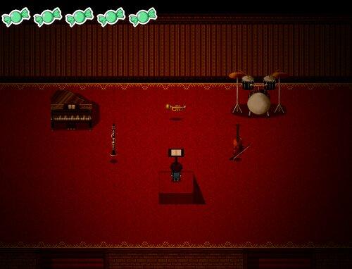 ハロウィンぶらっくないと Game Screen Shot4
