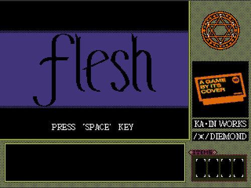 Flesh(肉) Game Screen Shot1