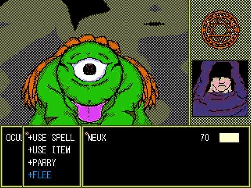 Flesh(肉) Game Screen Shot2