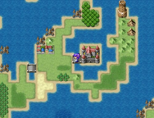 ガチャガチャマオウグン Game Screen Shot4