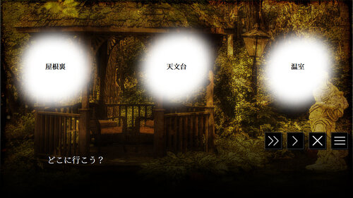 シークレット・ガーデン Game Screen Shot3