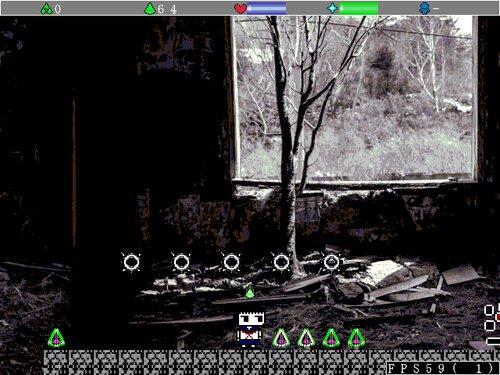 ウサギ少女と記憶の廃墟 Game Screen Shot5