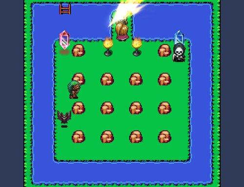 ノックバッカー Game Screen Shot