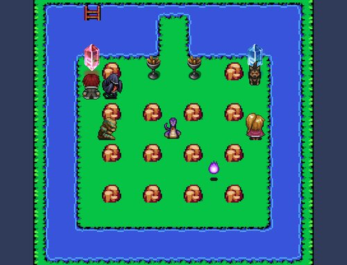 ノックバッカー Game Screen Shot3