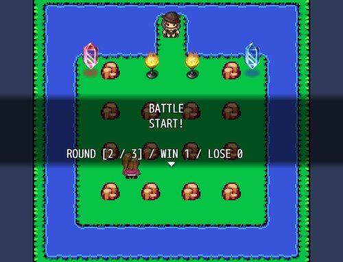 ノックバッカー Game Screen Shots