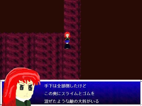 Lの羽 戦場の世界編 Game Screen Shot5