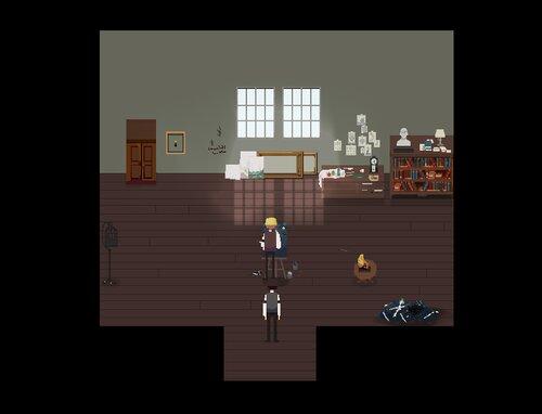 エッシャーの家 Game Screen Shot