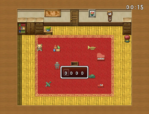 おかたづけばこ Game Screen Shot3