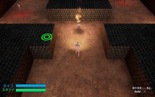 Treasure Dig ~いざ、お宝を探して~ Game Screen Shot3