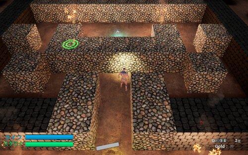 Treasure Dig ~いざ、お宝を探して~ Game Screen Shots