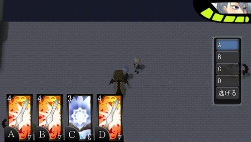 長義と国広と忘却の城 Game Screen Shot4
