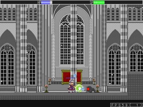 氷冥界の案内人 Game Screen Shot4