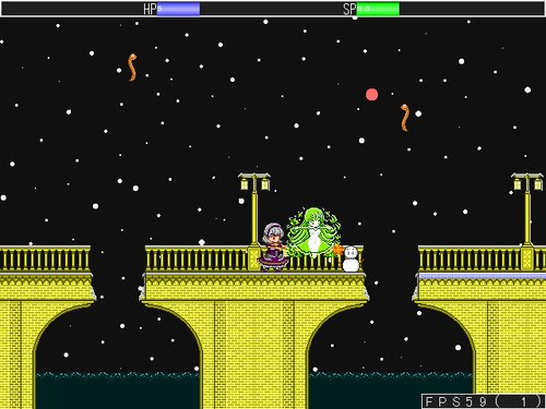 氷冥界の案内人 Game Screen Shots