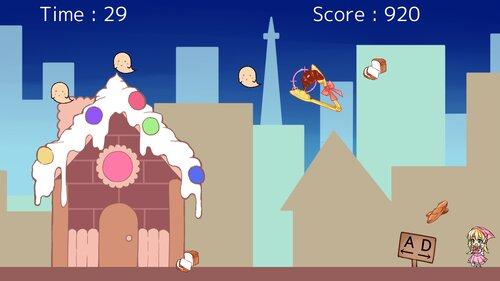 I wanna be the baker Game Screen Shots